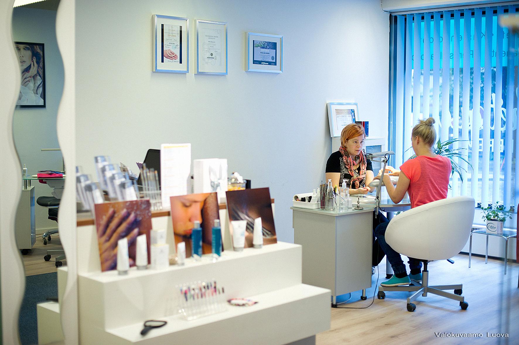 Kosmetologihoidot